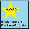 Empfohlen von Frankies-World.de
