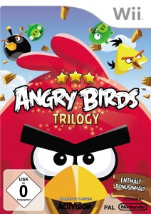 Angry Birds Packshot