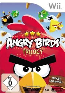 Angry Birds Packshot