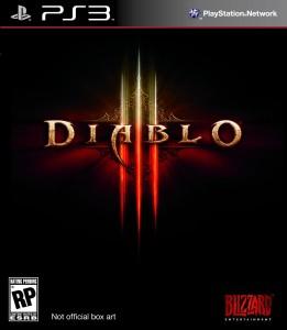 Diablo 3 Packshot
