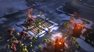 Diablo 3 Screenshot 1 - unübersichtlich