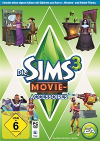 Die Sims 3 Movie Acessoires PC Cover mini