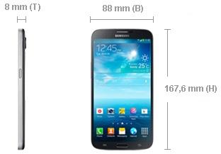 GT-I9205 Galaxy Mega