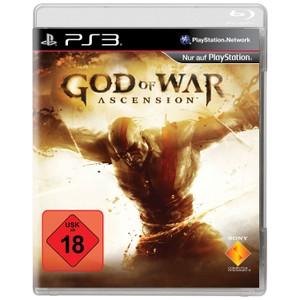 God of War Ascension Packshot