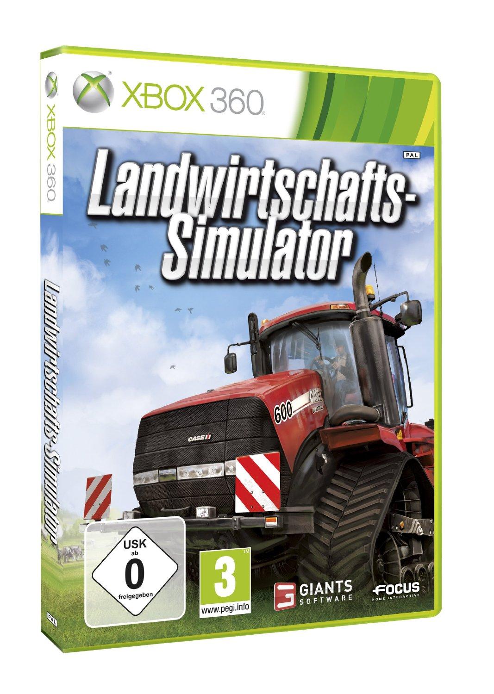Landwirtschaftssimulator 2013 X-Box 360