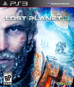 Lost Planet 3 Cover PS3