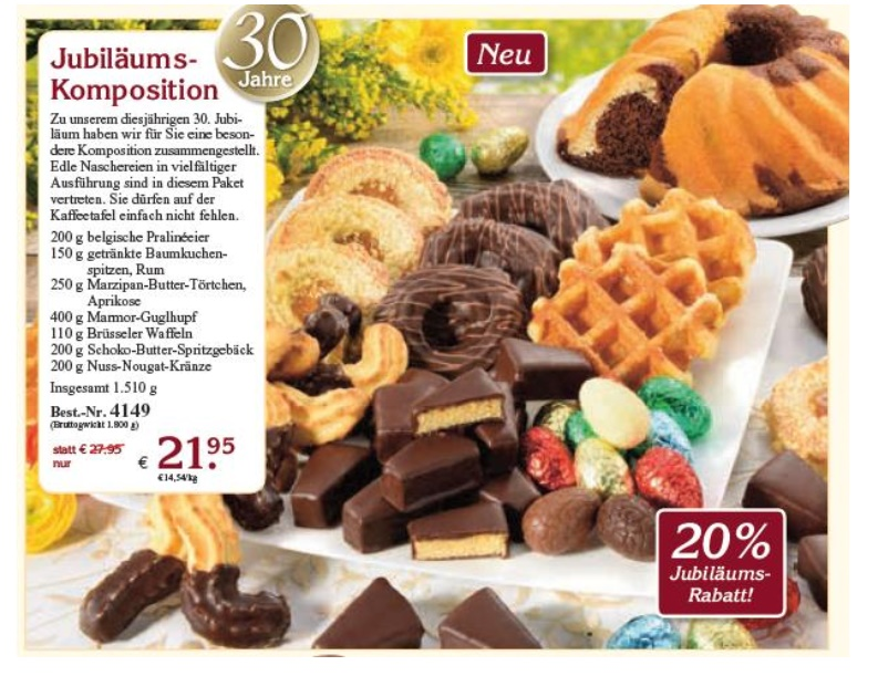 Osterpaket Schultheis