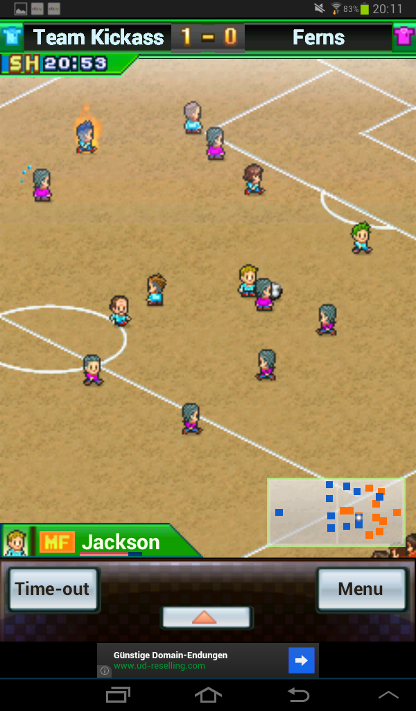 Pocket League Story 2 Match to go