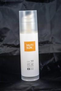 Sonnencreme LSF50 von Mutisun