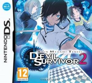 Shin Megami Tensei 2 - Devil Survivor - NDS Packshot